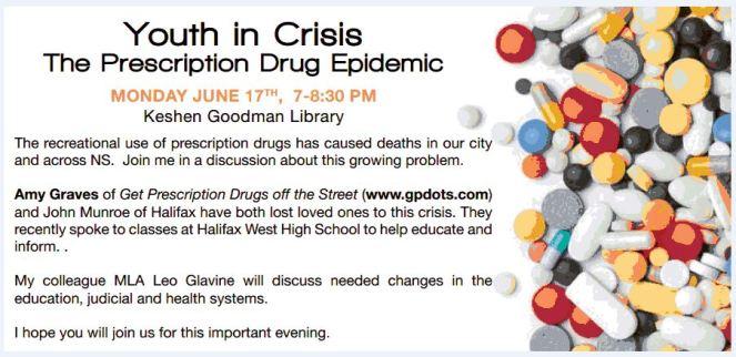 Clayton Park meeting, June 17, 2013